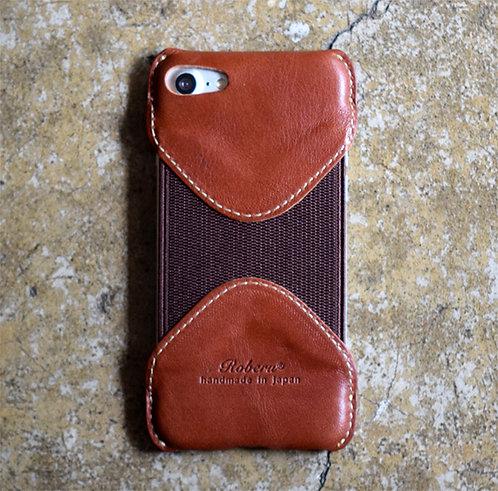 Roberu iPhone 7 / 8 Case - Brown
