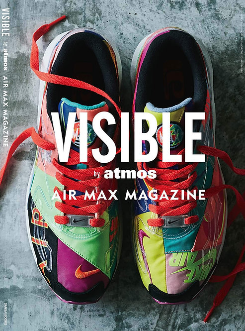 VISIBLE by atmos AIR MAX MAGAZINE