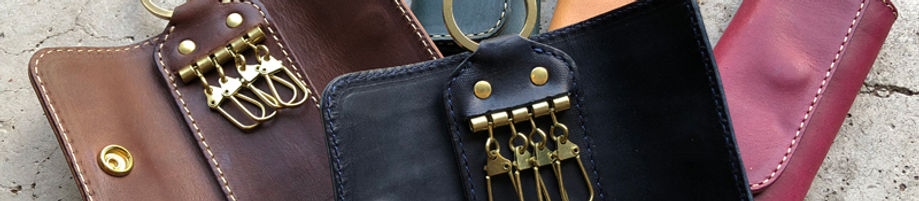 Roberu Compact Key Case Italy Vachetta L