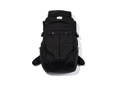 F/CE. Authentic Type B Big Backpack - Black