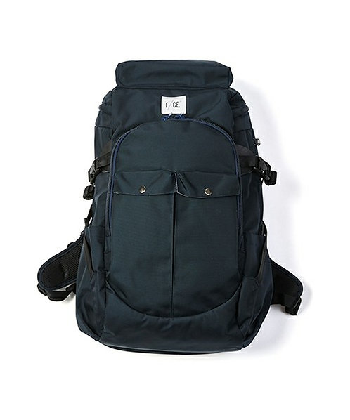 F/CE. Authentic Type A Backpack 39L - Indigo Blue