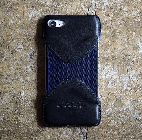 Roberu iPhone 7 / 8 Case - Black/Navy