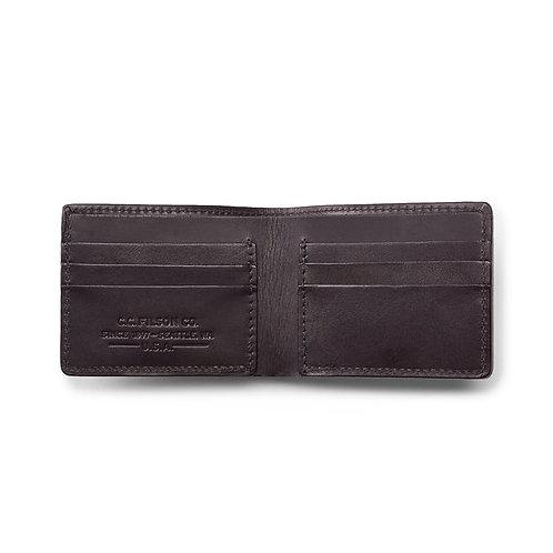 Filson Bridle Leather Bi-fold Wallet - Brown