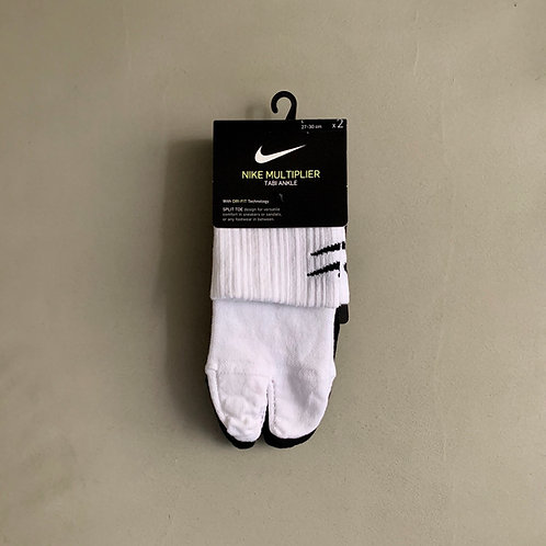 Nike Split Toe Multiplier Tabi Ankel Socks