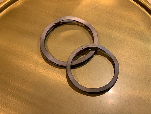 Waveclips Money Clip - Bronze