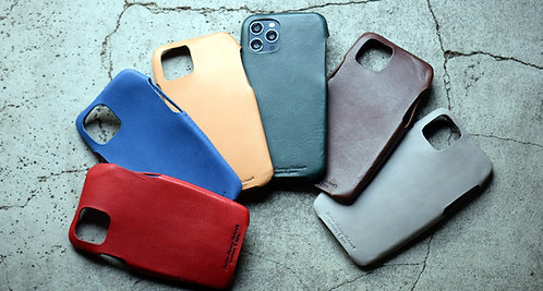 Roberu Italy Leather iPhone 12 / 12 Pro / 12 Pro Max Case