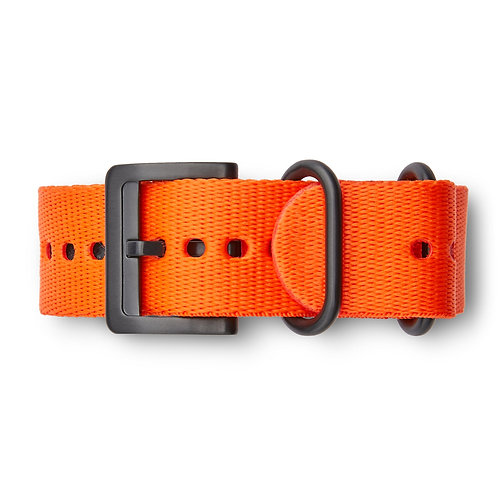 Filson Watch Strap - Orange