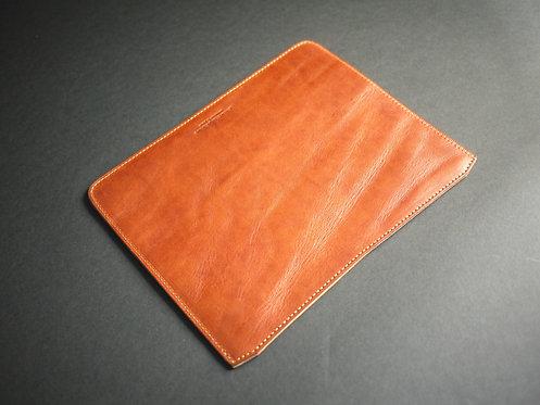 Roberu iPad Leather Case - Brown