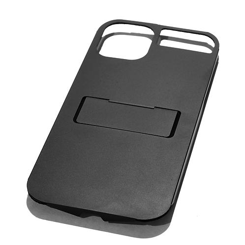 Claustrum Flap 11 Pro iPhone Holder - Black Matte