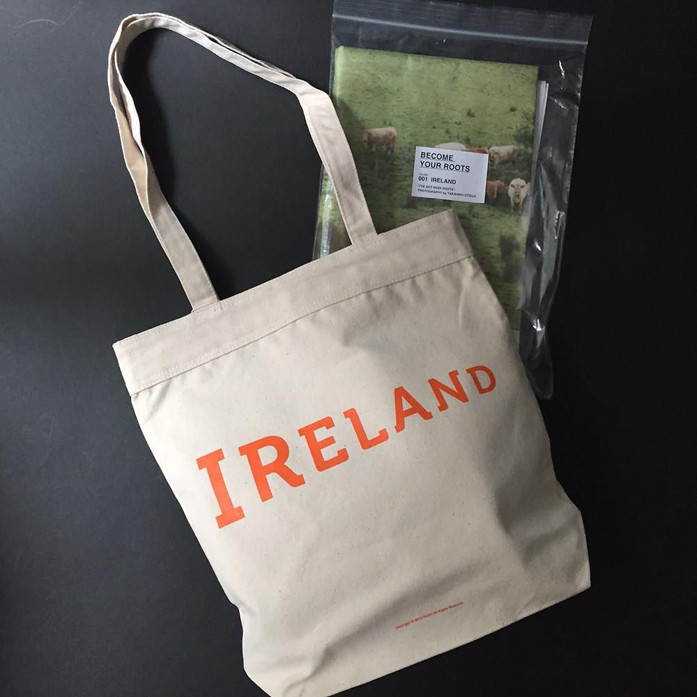 "Ficouture ""Ireland"" Tote Bag Set"
