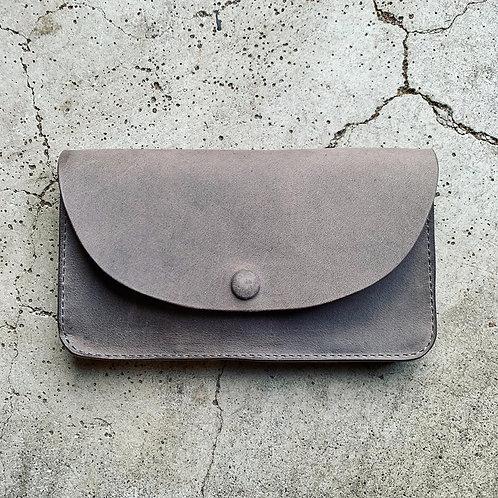 Roberu Italy Vachetta Leather New Long Wallet