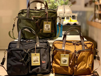 【NEW ARRIVAL・FILSON DRYDEN BRIEFCASE】