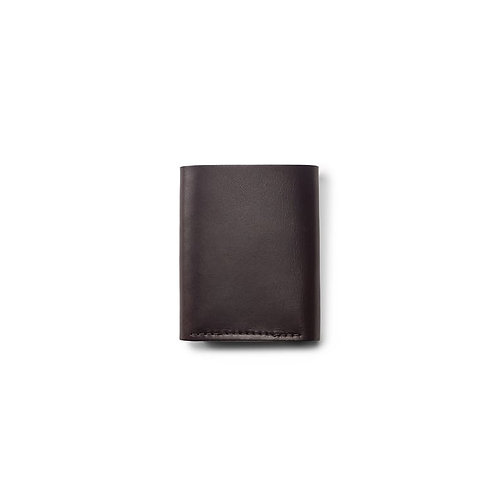 Filson Bridle Leather Tri-fold Wallet - Brown