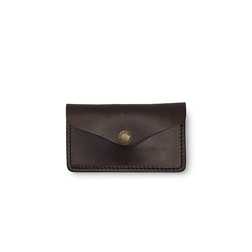 Filson Snap Wallet - Brown
