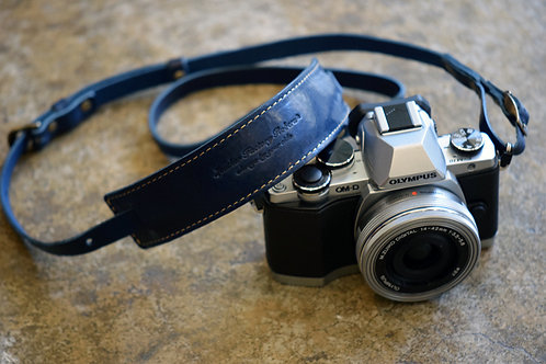 Roberu New Regular Camera Strap - Navy