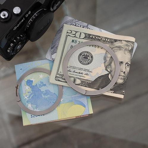 Waveclips Money Clip
