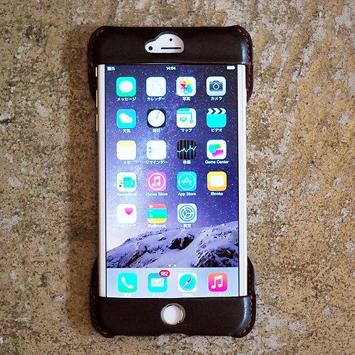 Roberu iPhone 6P / 6sP Case - Black/Red