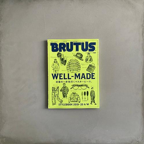Brutus Vol. 901