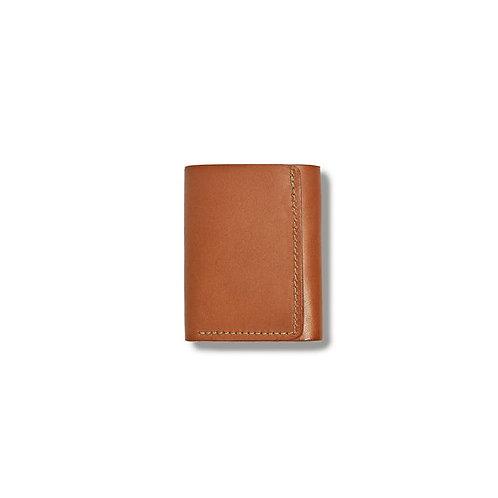 Filson Bridle Leather Tri-fold Wallet - Tan