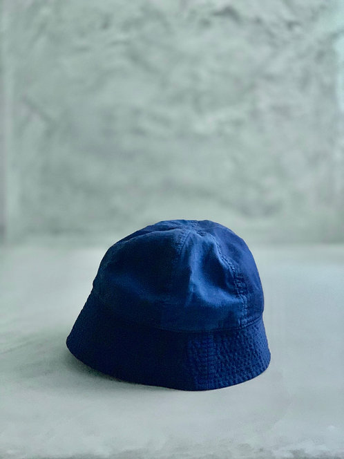 Morno Garment Dyed Sailor Hat - Navy