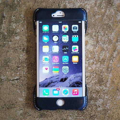 Roberu iPhone 6P / 6sP Case - Navy/Navy