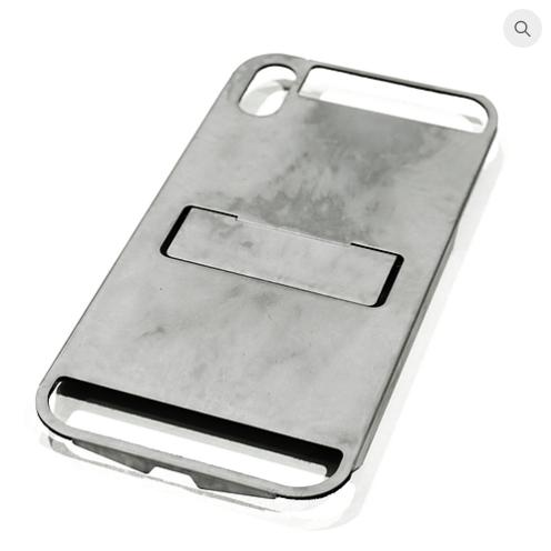 Claustrum Flap MAX iPhone Holder - Concrete Matte