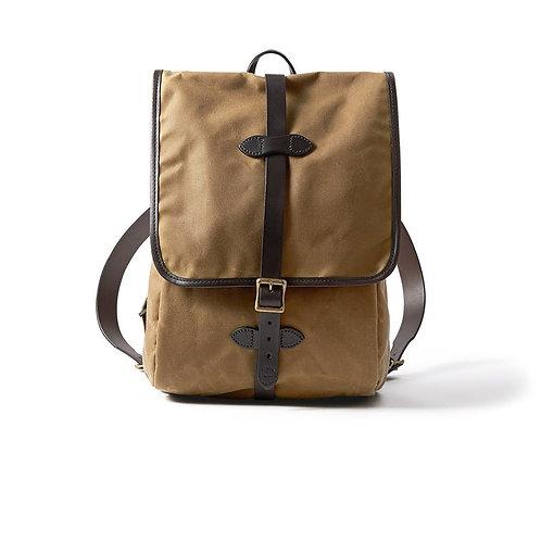 Filson Tin Cloth Backpack - Tan