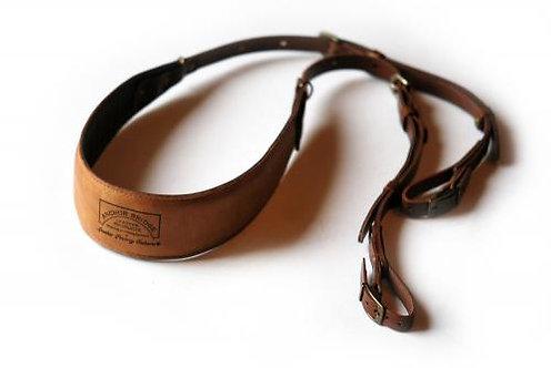 Anchor Bridge Horse Leather Camera Strap - Beige