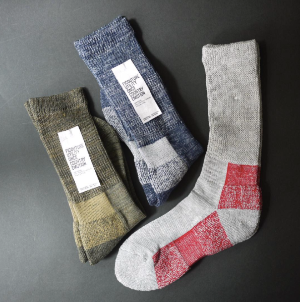 Ficouture Military Socks