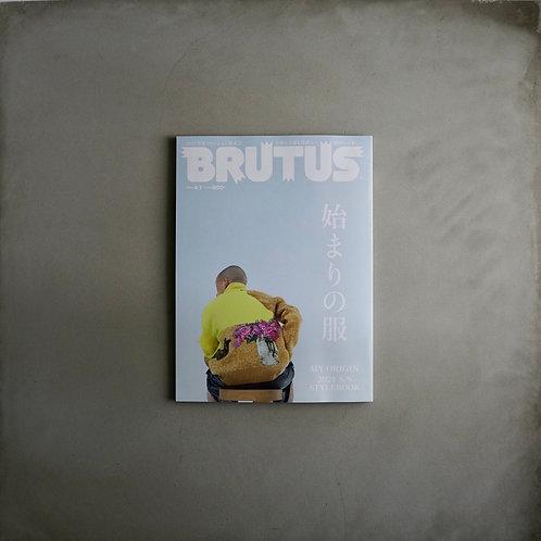 Brutus Vol. 935