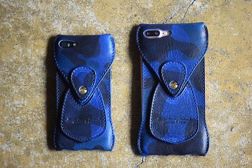 Roberu New iPhone Case Navy Camo