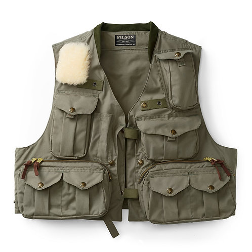 Filson Fly Fishing Guide Vest