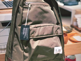 【NEW ARRIVAL・F/CE. AU TOWN BACKPACK】