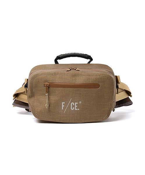F/CE. No Seam Waist Bag - Camel