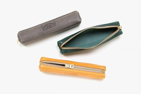 Anchor Bridge Waxed Leather Pen Case