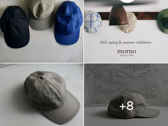 【MODERN TIMES × MORNO 2021SS PRE-ORDER EVENT 7-16 NOV 2020・七周年特別活動】