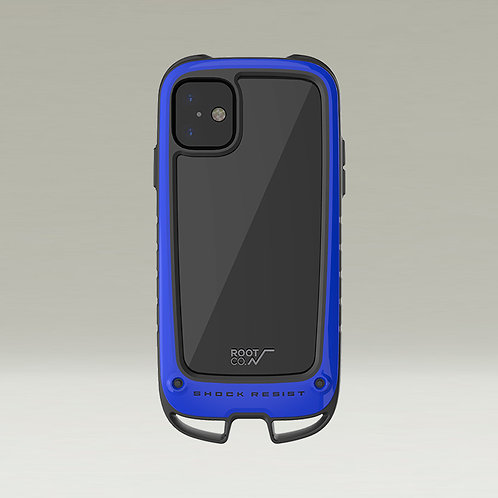 Root Co. Gravity Shock Resist Case +Hold. for iPhone 11