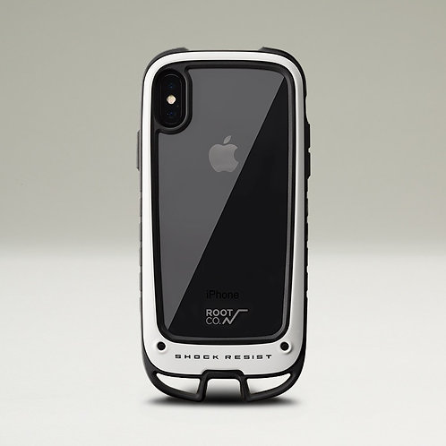 Root Co. Gravity Shock Resist Case +Hold. for iPhone X/XS