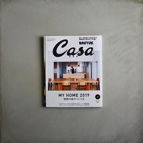 Casa Brutus Vol. 227