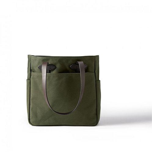 Filson Twill Tote Bag - Otter Green