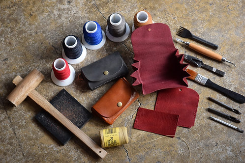 Roberu HK Leather Workshop 2015 香港皮革工作坊