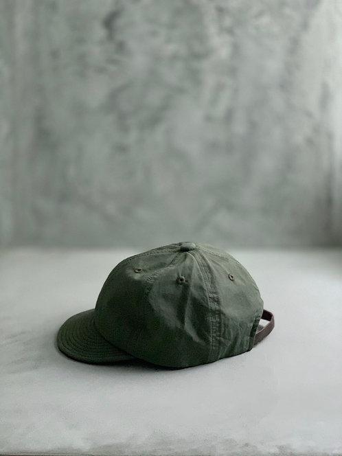 Morno Short Brim Basic Cap - Khaki