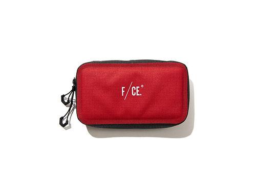 F/CE. No Seam Passport Case - Red
