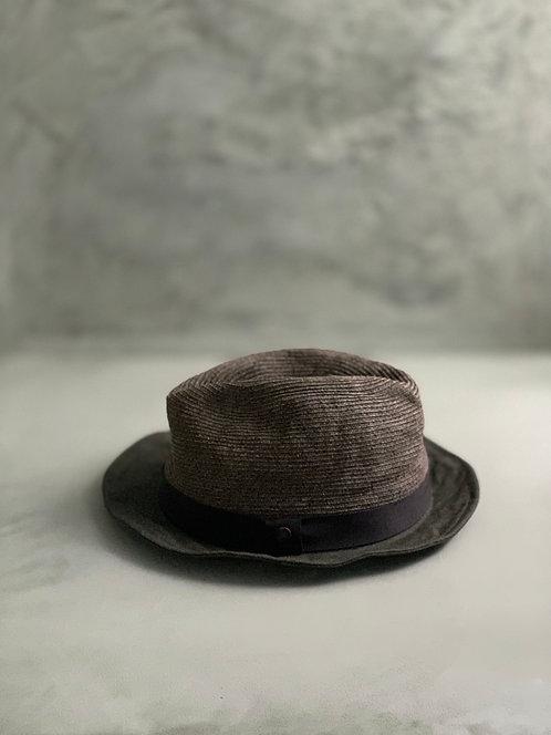 Morno Brade × Paper Cloth Hat - Brown