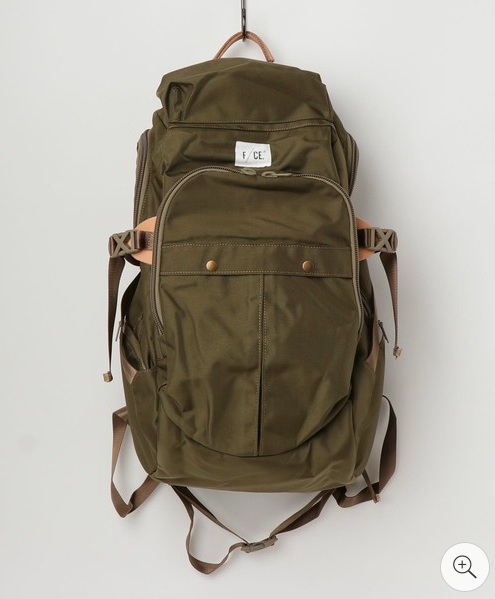 F/CE. Authentic Type B Big Backpack - Desert