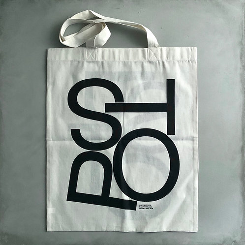 Post Books Japan Canvas Tote Bag