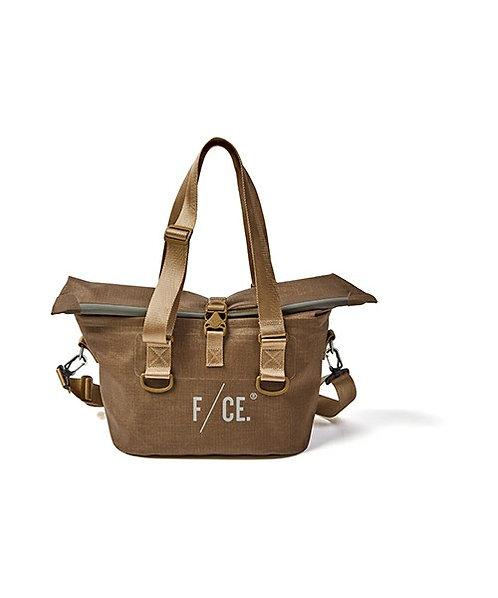F/CE. No Seam Tool Bag - Camel