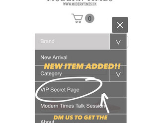 【VIP ONLY 限定】