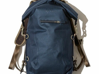 【PRE-ORDER NOW - F/CE. NO SEAM ZIP LOCK BACKPACK】