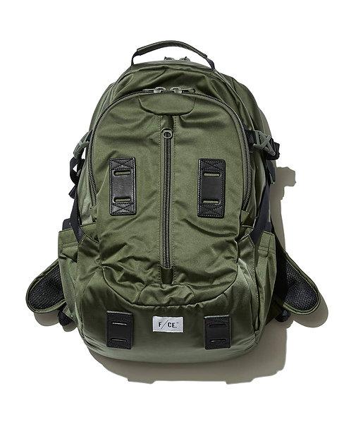 F/CE. Satin Travel Backpack 33L - Olive